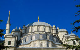 Mosque domes Stock Images