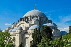 Mosque domes Stock Photos