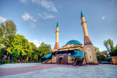 Mosque in Donetsk, Ukraine. Stock Photo