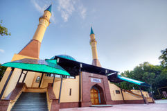 Mosque in Donetsk, Ukraine. Royalty Free Stock Images