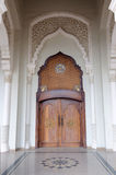 Mosque Door Royalty Free Stock Photos