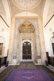Mosque door Royalty Free Stock Photos