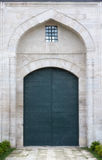 Mosque Door, Istanbul, Turkey Stock Photography
