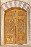 Mosque doors 02 Royalty Free Stock Images