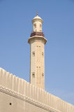 Mosque in Dubai Royalty Free Stock Images