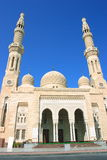 Mosque of Dubai Royalty Free Stock Photography