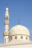 Mosque in Dubai city Royalty Free Stock Image
