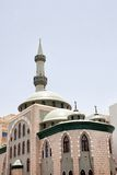 Mosque in Dubai Royalty Free Stock Photos