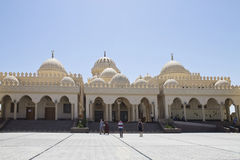 Mosque in Egypt Royalty Free Stock Photography