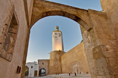 Mosque at El-Jadida, Morocco Royalty Free Stock Image