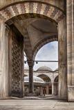Mosque entrance Stock Photos
