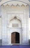Mosque entrance Stock Photography