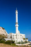 The Mosque at Europa Point in Gibraltar Stock Images