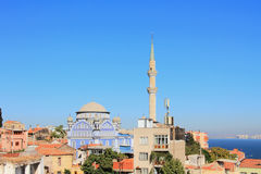 Mosque Fatih. Izmir, Turkey Stock Image
