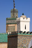 Mosque in fez Stock Images