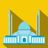 Mosque flat icon Royalty Free Stock Images