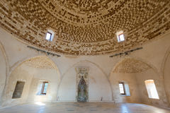 Mosque in Fortezza Rethymno Royalty Free Stock Photo