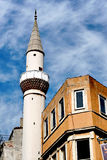A mosque at Galata Royalty Free Stock Photography