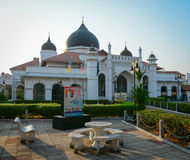 The Mosque at Georgetown in Penang, Malaysia Stock Photos