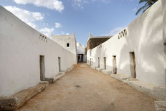 Mosque in Ghadames, Libya Royalty Free Stock Photography
