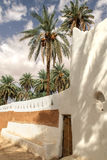 Mosque in Ghadames, Libya Stock Image