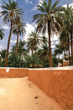 Mosque in Ghadames, Libya Stock Photography