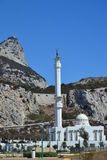 Mosque in Gibraltar Stock Photos