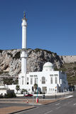 Mosque in Gibraltar Royalty Free Stock Photo