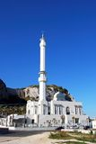 Mosque, Gibraltar. Stock Photo
