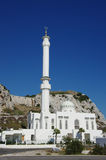 Mosque on Gibraltar. Stock Images