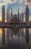 Mosque. Great mosque central java indonesia Stock Image