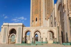 Mosque of Haasan II Royalty Free Stock Image