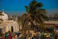 Mosque Haji Ali. Mumbai, India. Royalty Free Stock Photo