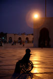 Mosque hassan 2 Royalty Free Stock Images