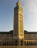 Mosque Hassan Casablanca Royalty Free Stock Images