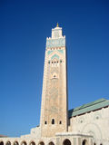 Mosque of Hassan II Stock Image