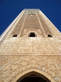 Mosque of Hassan II Stock Photo