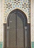 Mosque Hassan II in Casablanca Royalty Free Stock Photo