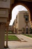 Mosque Hassan II in Casablanca, Morocco Stock Images