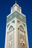 The Mosque of Hassan II in Casablanca Stock Photos