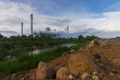 The mosque. Hat Yai, Songkhla, thailand Stock Photos