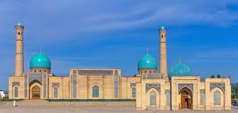 Mosque Hazrati Imom. And koran museum in Tashkent Royalty Free Stock Images