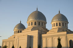 Mosque Hazrati Imom Royalty Free Stock Photography