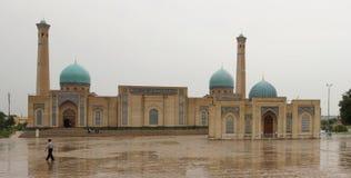 Mosque Hazrati Imom, Tashkent, Uzbekistan Royalty Free Stock Photos