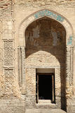 Mosque. The historic mosque of magoki-attori in bukhara, uzbekistan stock image