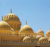 Mosque in Hurgada, Egypt Royalty Free Stock Photography