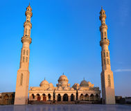 Mosque in Hurghada Royalty Free Stock Photos