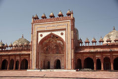 Mosque In Fatehpur Sikri, India Stock Photos