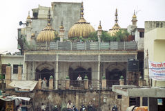 MOSQUE IN INDIA stock images