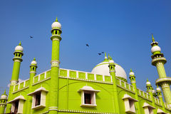 Mosque in India Stock Image